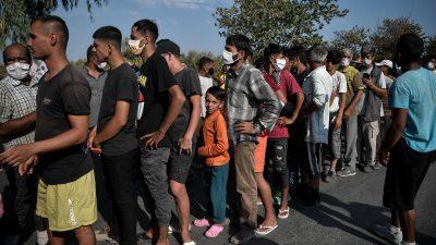 Oberverwaltungsgericht untersagt Abschiebung von Migranten nach Griechenland