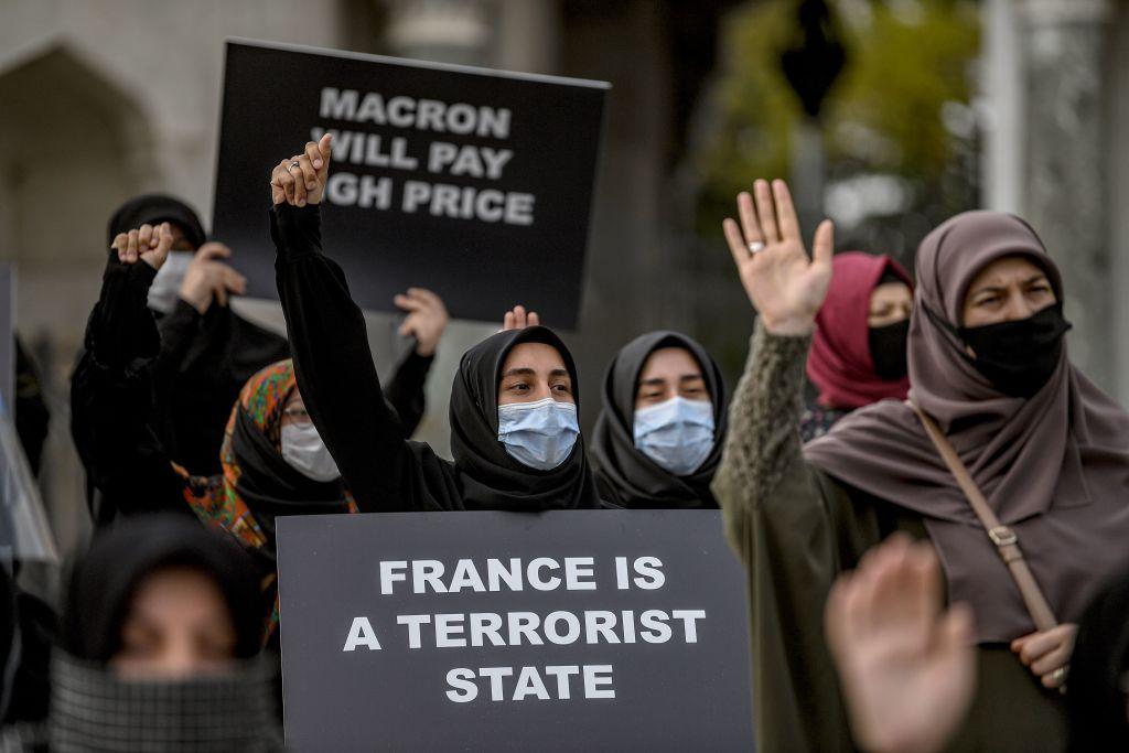 Nach Lehrermord: Frankreich löst islamistischen Verband auf