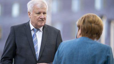Live ab 13 Uhr: Seehofer stellt sich Fragen der Abgeordeneten im Bundestag – anschließend Fragestunde
