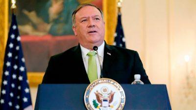Wegen Verfolgung von Falun Gong: USA sanktionieren KP-Funktionäre – Einreise verweigert