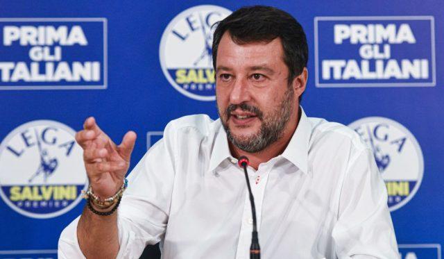 Der Fall Salvini: Ein Innenminister, der sein Land geschützt hat, muss jetzt vor Gericht