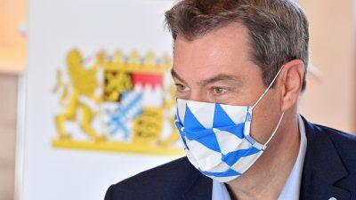"""Gesundheitsamt-Leiter stellt sich gegen Söder: """"Corona-Politik auf tatsächlich Kranke ausrichten"""""""