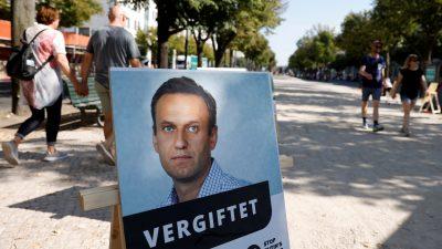 Nawalny-Anhänger werfen Kreml Behinderung von Rückkehr des Kritikers nach Russland vor