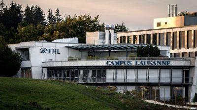 2.500 Studierende an Schweizer Hotelfachschule in Corona-Quarantäne