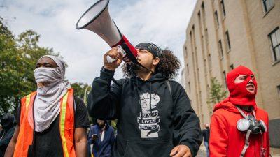 Louisville: BLM-Extremisten rufen zum Niederbrennen der Stadt auf – Nationalgarde soll Krankenhäuser schützen