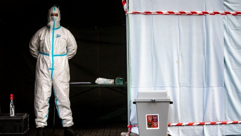 Tschechien und die Slowakei rufen wegen Coronavirus wieder den Notstand aus