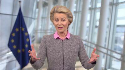 """RN-Politiker kritisiert EU-Rede: Von der Leyen will kein """"Europe First"""" – """"dann wird Europa als letztes kommen"""""""