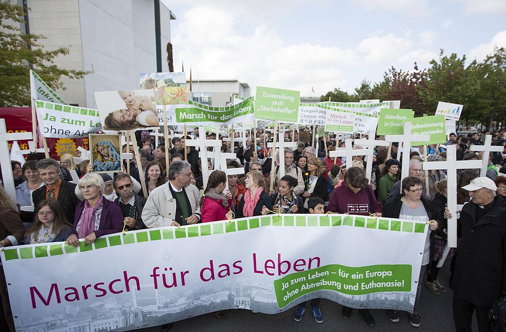"""""""Marsch für das Leben"""" in Berlin – Bischof: """"Das Leben ein Geschenk Gottes"""""""