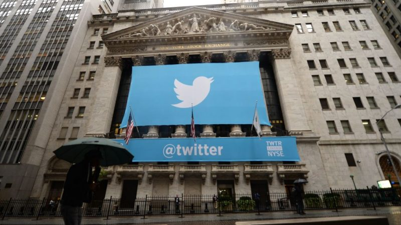 Nach Trumps Konto-Löschung fällt Twitter-Aktie um 12 Prozent