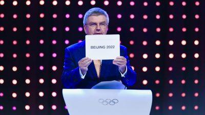 Menschenrechtsgruppen fordern: Vergabe der Olympischen Spiele 2022 an China rückgängig machen