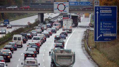 """""""Anti-Stau-Gebühr"""" soll Individualverkehr aus Innenstädten vertreiben"""