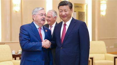 US-Botschafter in China tritt zurück, um die Trump-Kampagne zu unterstützen