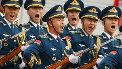 """""""China Military Power"""": US-Verteidigungsministerium legt Kongress Jahresbericht vor"""