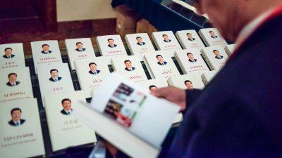 Thalia verkauft Propagandabücher der KP Chinas