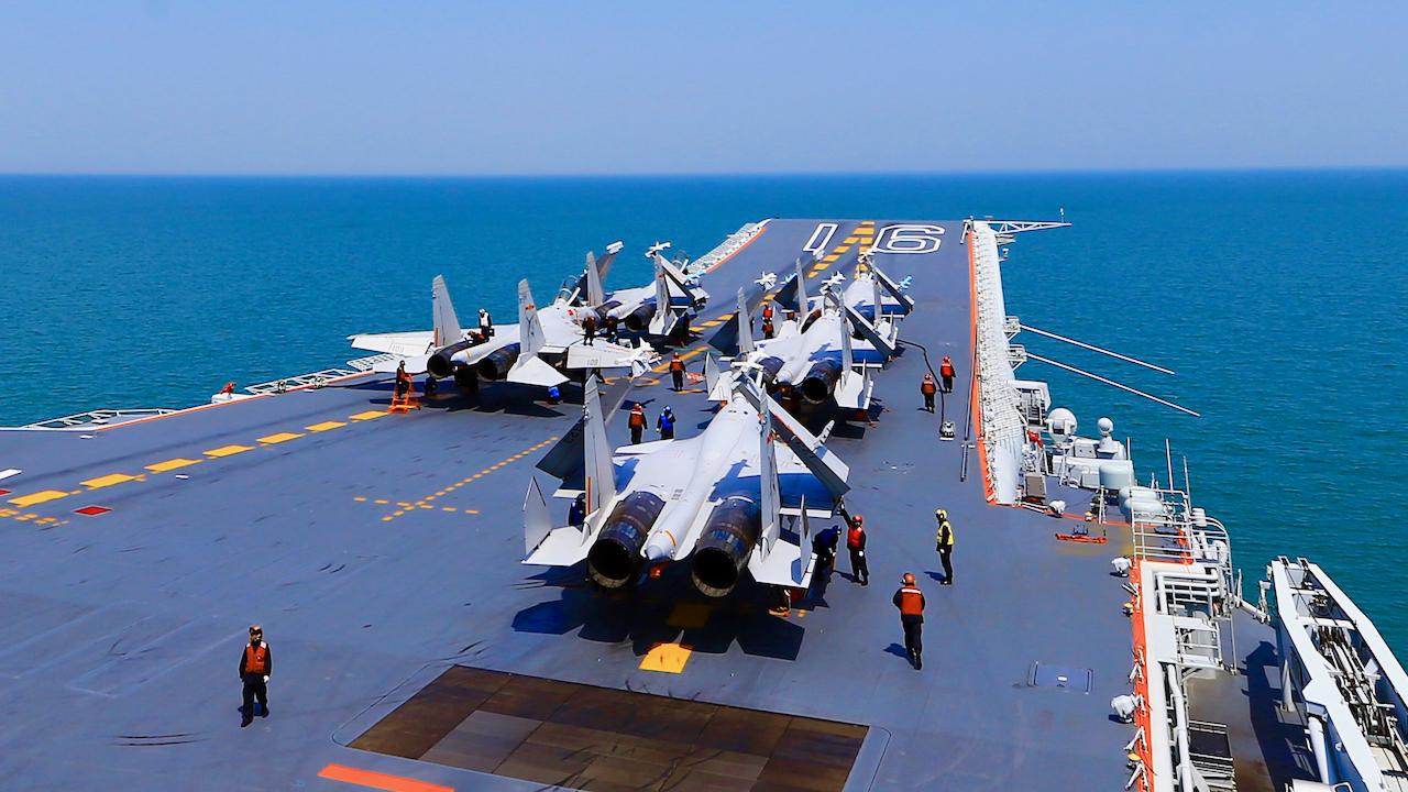 Taiwan verzeichnet Rekordzahl chinesischer Jets in seiner Luftraum-Überwachungszone