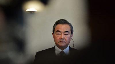 Zum Besuch von Chinas Außenminister: Deutschland – Pekings rettender Strohhalm?