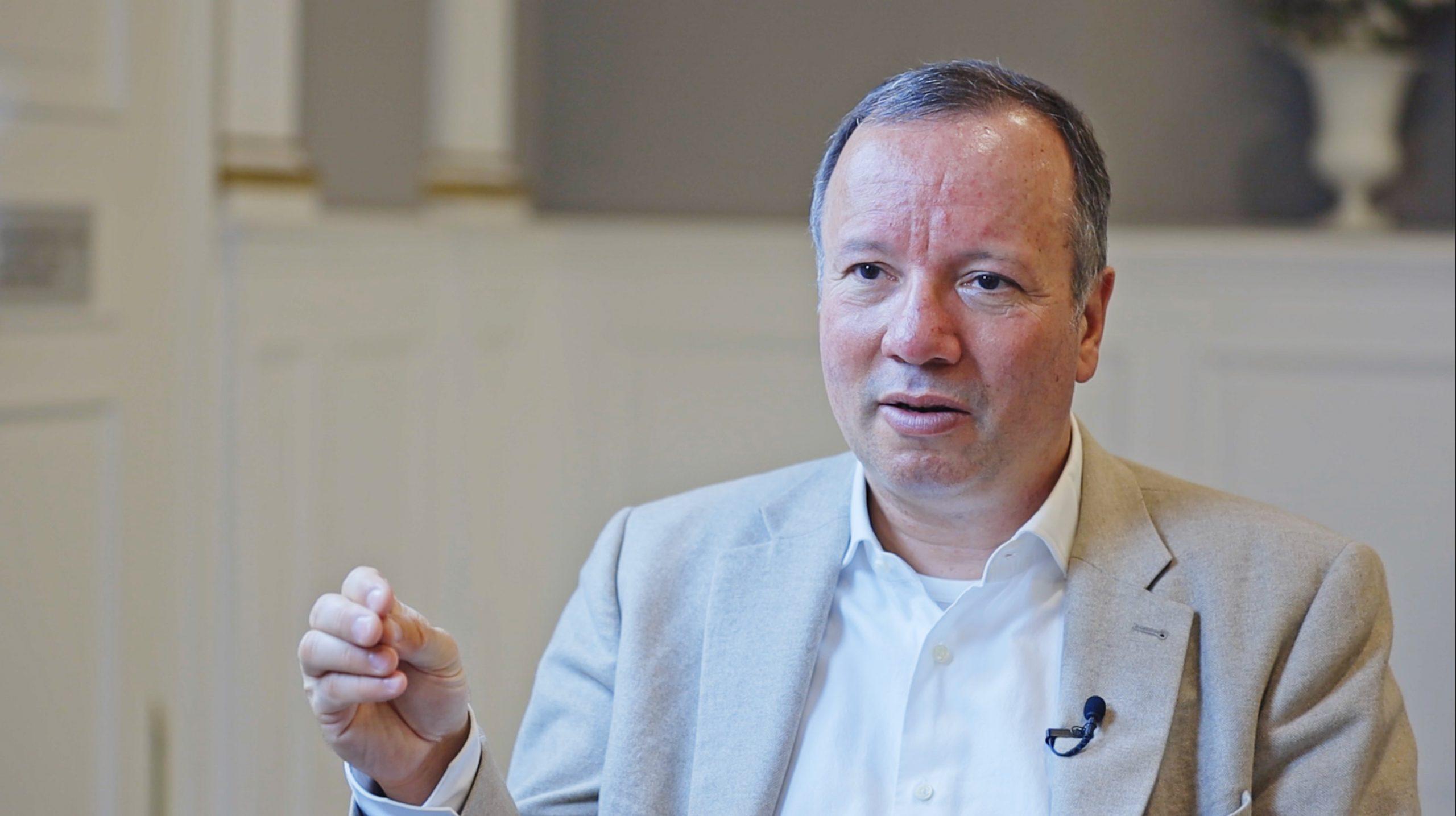 """Dr. Markus Krall im Exklusiv-Interview: Der """"pandemische Sozialismus"""" beschleunigt die Wirtschaftskrise"""