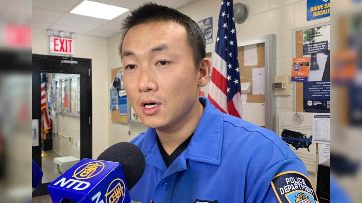 New Yorker Polizist und Armeereservist als China-Spion angeklagt