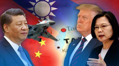 Vor US-Wahl: Droht jetzt ein Krieg zwischen Peking und Taiwan?