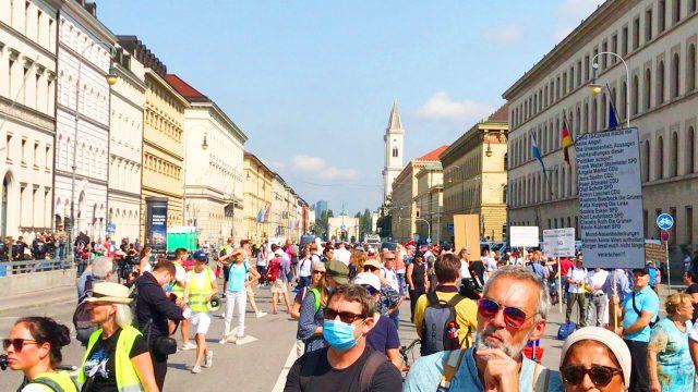 Querdenken will am 3. und 4. Oktober an Bodensee und in Konstanz demonstrieren