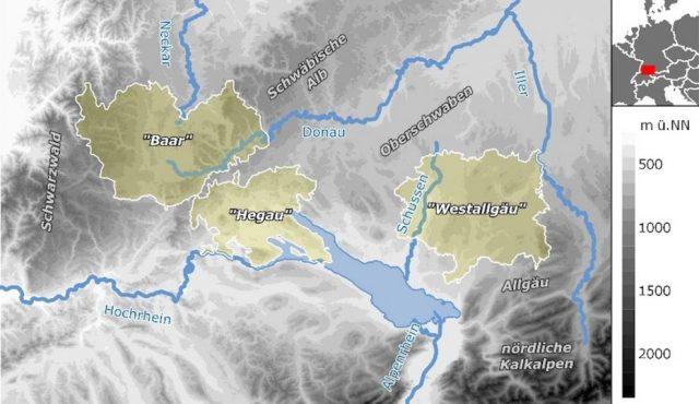 Bronzezeitliche Siedlung im Allgäu