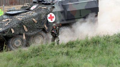 Bundeswehr kämpft mit massiven Qualitätsmängeln bei Corona-Schutzmasken