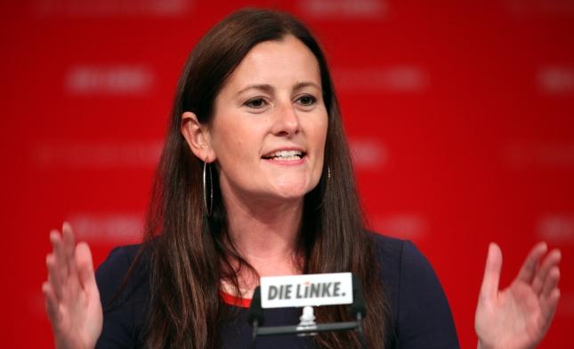 """Designierte Linke-Chefin Wissler """"eher skeptisch"""" zu Rot-Rot-Grün"""