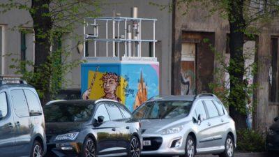 Umweltministerin für City-Maut in deutschen Städten