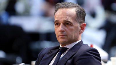 """Russland weist Kritik von Maas bei UN-Generaldebatte als """"Provokation"""" zurück"""