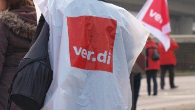 Massive Behinderungen durch bundesweite Streiks im öffentlichen Nahverkehr