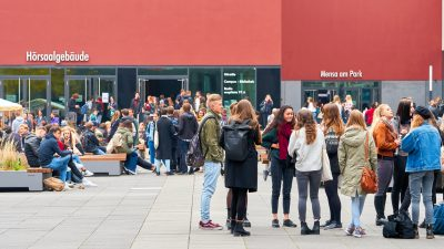 Drei Prozent mehr Hochschulabschlüsse in vergangenem Jahr