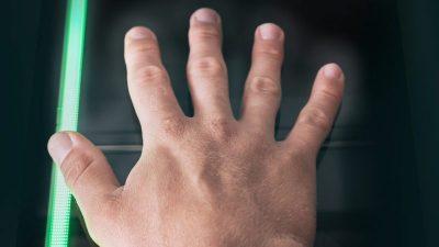 Amazon One – neue Technologie zum Bezahlen mit Handfläche