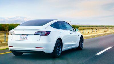Umweltbundesamt verhängt Bußgeld von 12 Millionen Euro gegen Tesla
