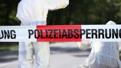 Dortmunder Polizei schießt auf Mann mit Molotowcocktail und Messer