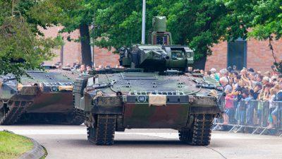 US-Kongress will Trump bei Truppenabzugsplänen aus Deutschland ausbremsen