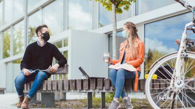 Hochschulverband rechnet vorerst nicht mit Rückkehr zu normalem Unialltag