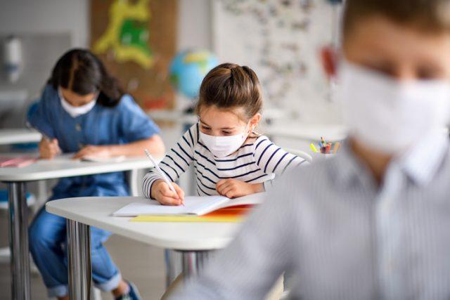 Keine Maskenpflicht an Schulen