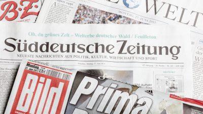 """Historiker kritisiert deutsche Politikberichterstattung: """"Medien müssen offene Debatten wieder zulassen"""""""