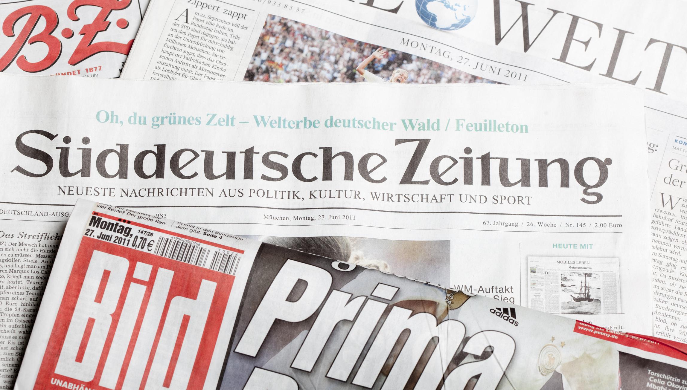 Beruf: Volkserzieher – Deutscher Journalismus bleibt homogen-linke Angelegenheit