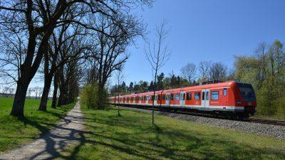 Bayern: 15-Jähriger stirbt bei S-Bahn-Unfall