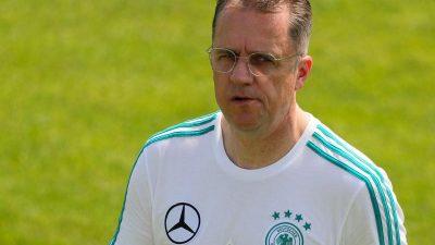 Weiter Tests für DFB-Team – Meyer: Keine absolute Sicherheit
