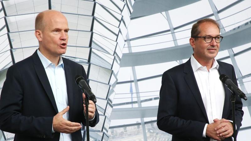 Fraktionsspitze stellt Unionsabgeordneten Ultimatum für schriftliche Erklärung zu Maskengeschäften