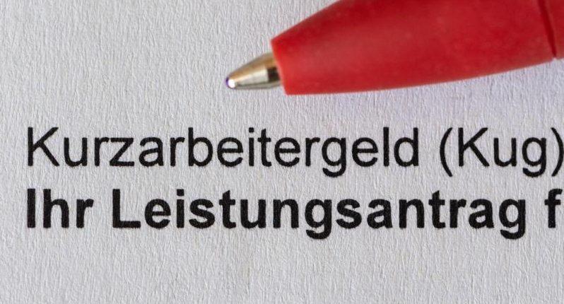BA zahlte 2020 für Kurzarbeitergeld 22,1 Milliarden Euro aus