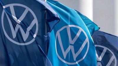 Volkswagen erwägt Verzicht auf Dienstwagen