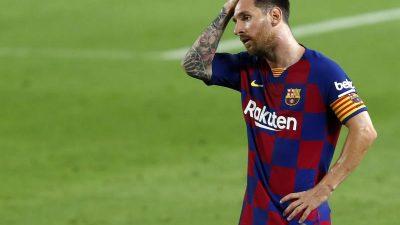 Wann bricht Lionel Messi sein Schweigen?