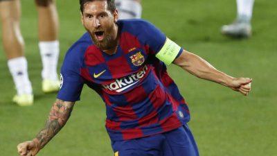 Kehrtwende: Messi bleibt beim FC Barcelona