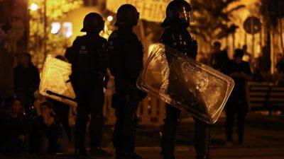 Erneut Krawalle in Leipzig nach Häuserräumung – massiver Angriff auf Polizisten