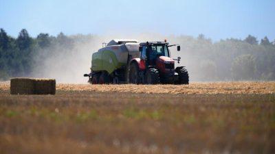 Einigung zwischen Ministerien bei Verteilung von EU-Agrargeldern