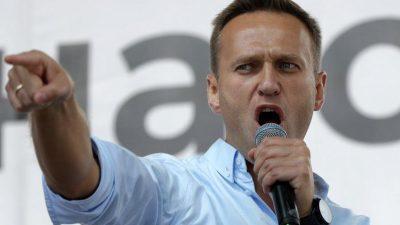 Arzt von Nawalny, Sergej Maksimishin (55), plötzlich verstorben