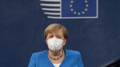 In der EU regt sich Widerstand gegen Merkels Handelsabkommen mit China